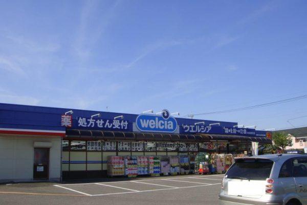 ウエルシア 太田岩瀬川店