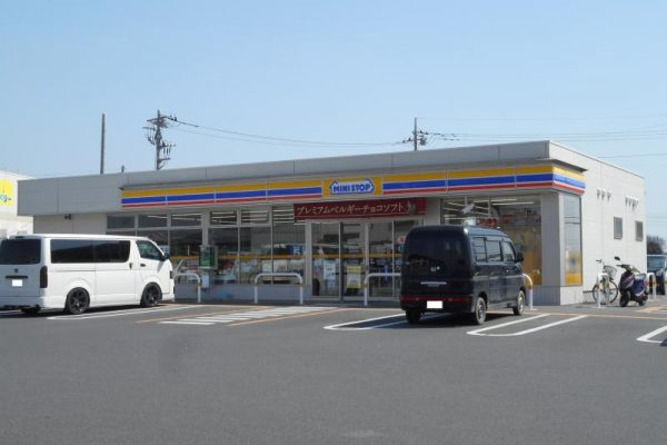 ミニストップ 伊勢崎市場町店