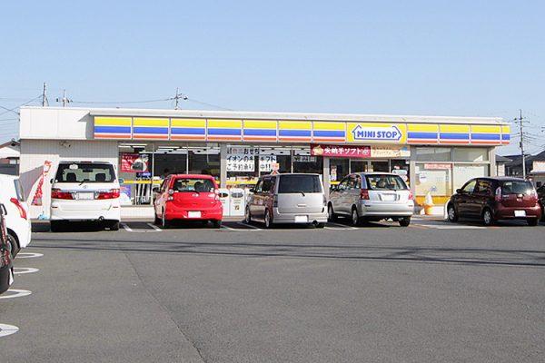 ミニストップ 高崎ハナミズキ通り店