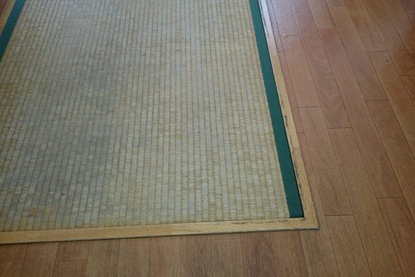 居室中央の畳