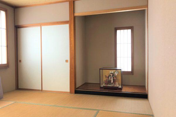 団らん室 隣の和室