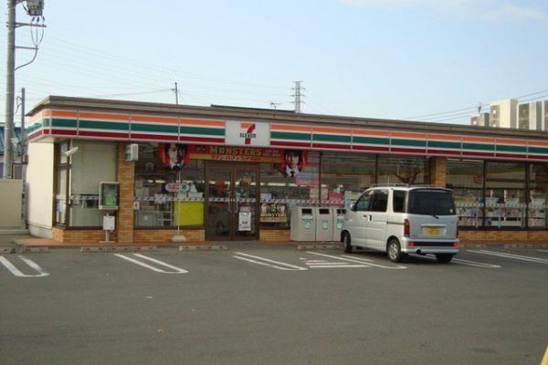 セブン-イレブン高崎貝沢環状線店