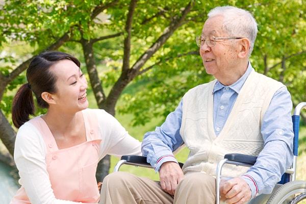 介護付有料老人ホーム イメージ