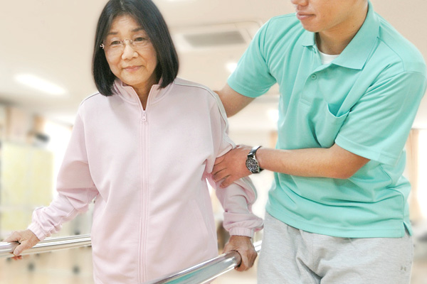 介護老人保健施設 イメージ