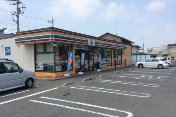 セブン-イレブン太田高校西店