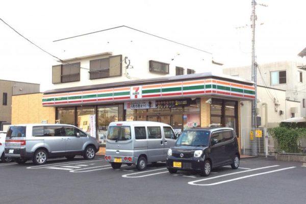 セブン‐イレブン 西桐生駅前店