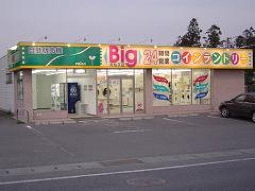 コインランドリーBig青梨子店
