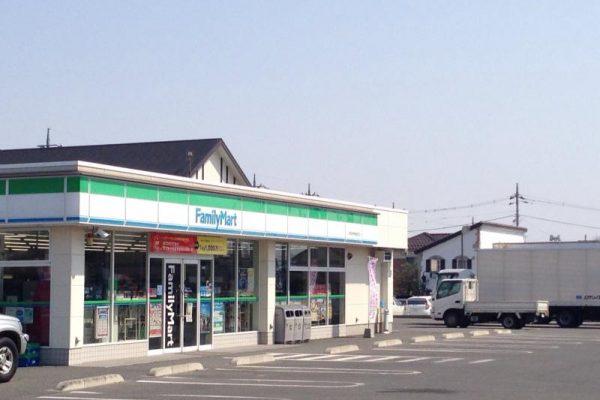 ファミリーマート茂呂店