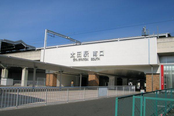 東武線太田駅