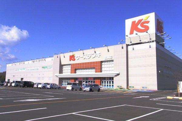 ケーズデンキ富岡店