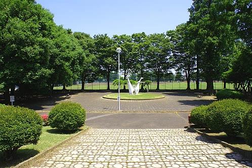 伊与久沼公園