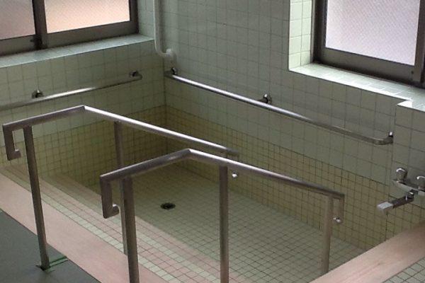 畳のお風呂