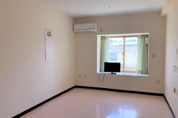 居室(トイレなし) トイレ・洗面付きのお部屋もあります。