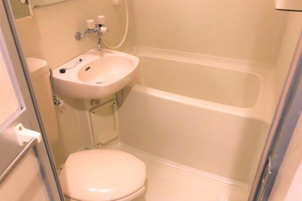 居室の風呂・トイレ