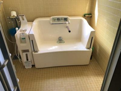 機械浴も御座います