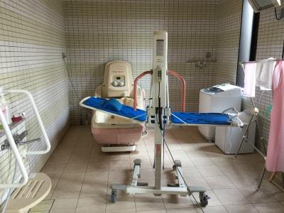 機械浴 完備