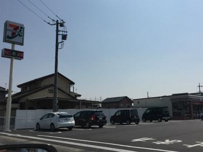 セブンイレブン前橋下沖町店