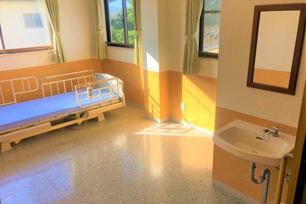 全室個室(お部屋の写真)
