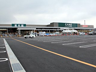 カインズホーム前橋川曲店