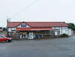 JR岩宿駅