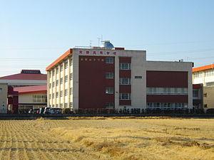 群馬県立高崎商業高等学校
