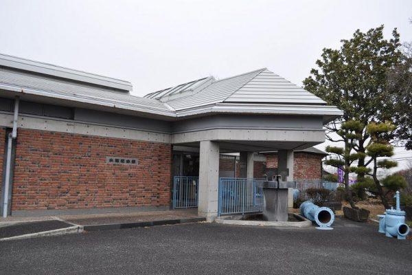 高崎市水道記念館