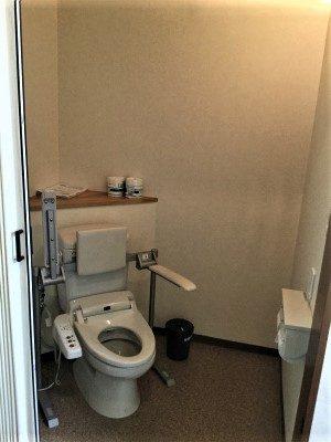 居室トイレ付