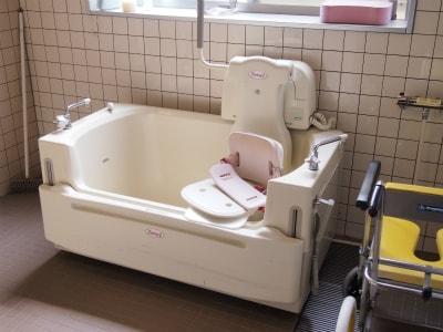 機械浴完備