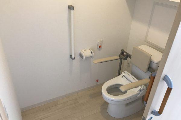 居室おトイレ