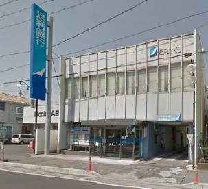 足利銀行 葉鹿支店