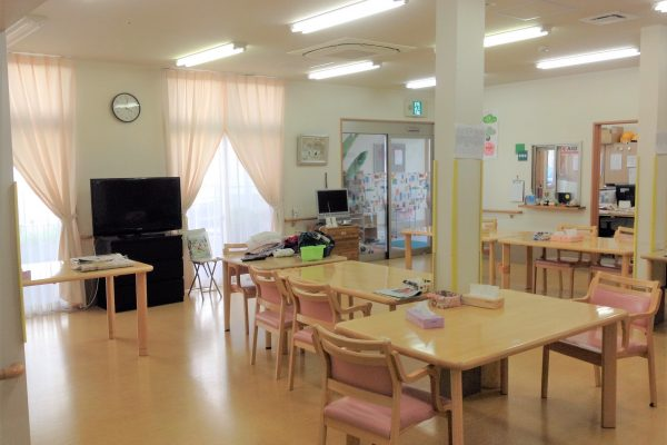 共有スペース 兼 食堂