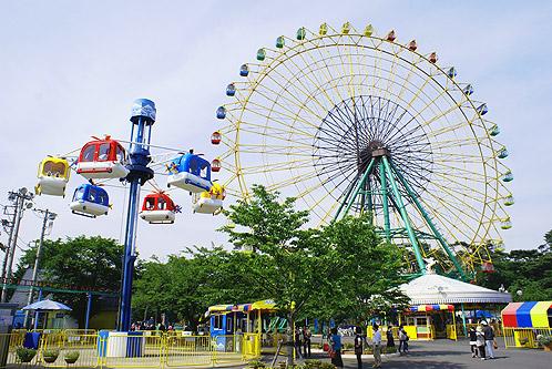華蔵寺公園 遊園地