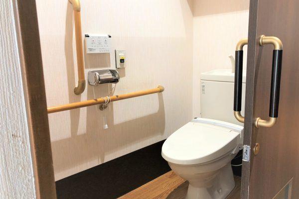 居室・トイレ