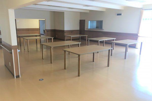 食堂・共有スペース