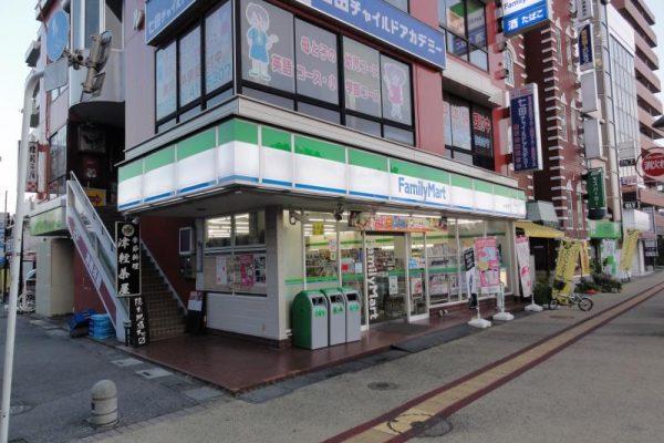 ファミリーマート深谷駅前店