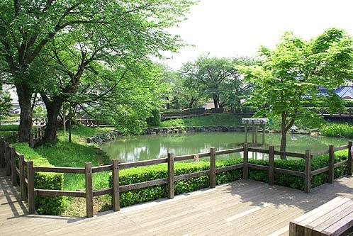 下台池公園