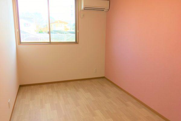 温かみのある居室