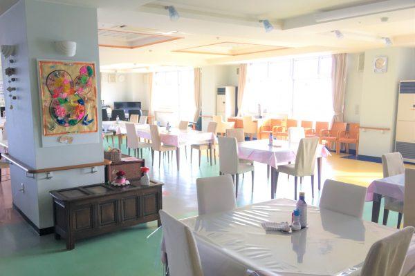 レストラン「愛」8階