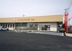 桐生信用金庫 赤堀支店