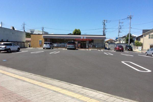 セブン-イレブン高崎新町笛木境店