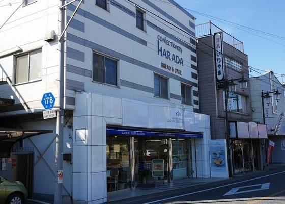 ガトーフェスタハラダ 中山道店