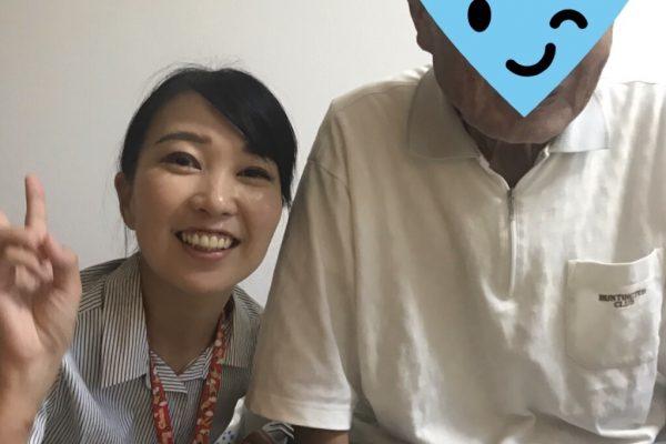 2019/9/27本日はサービス付き高齢者向け住宅にご入居のW様の入居の立ち合いを行って参りました。 イメージ