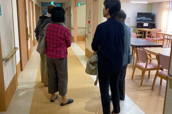 2019/11/15本日は藤岡市のございます、サービス付き高齢者住宅へS様とS様ご家族で見学しに行って参りました。 イメージ